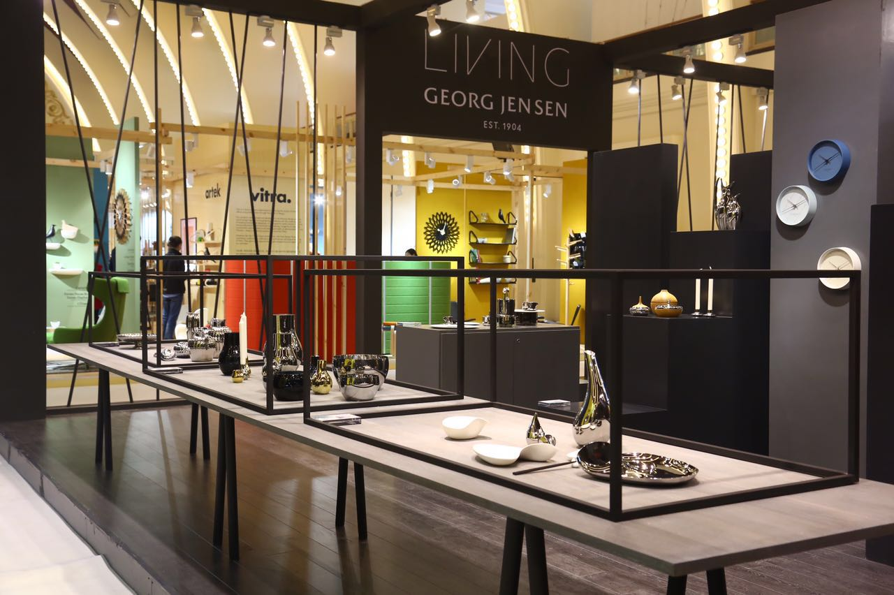 Business & Product Development Consultant of Living Georg Jensen China